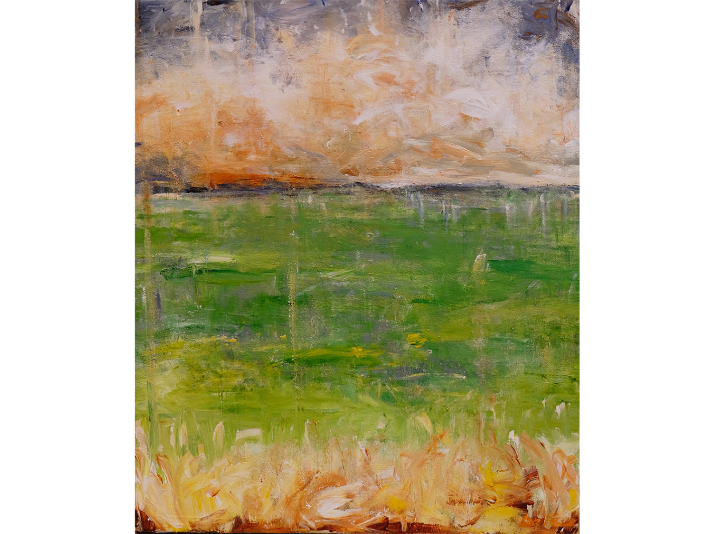 meadow-painting