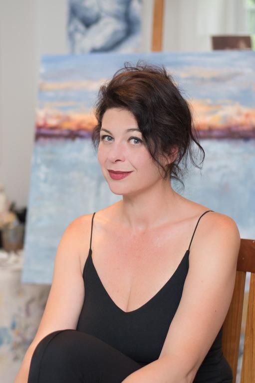 Laura Fauman Vancouver painter