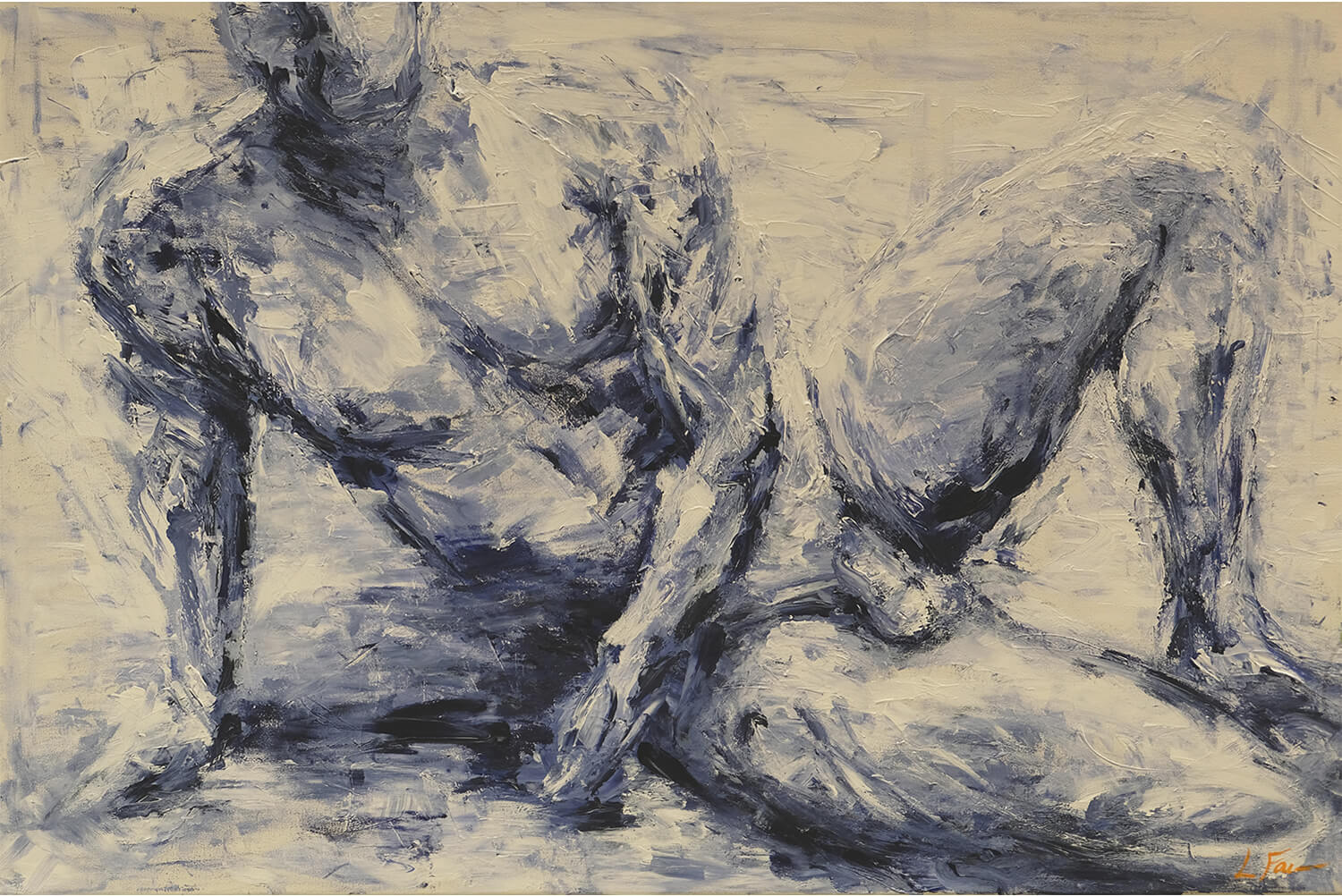 reclining-male-nude-painting